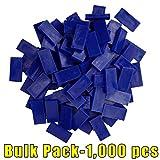 Bulk Dominoes plastic Royal Blue Bulk Pack 1,000pcs