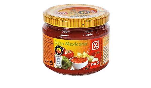 DIA - Salsa Tex-Mex Frasco 315Gr: Johnny HALLYDAY: Amazon.es: Alimentación y bebidas