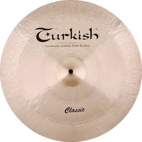 Turkish Cymbals Classic Series 17-inch Classic China * C-CH17