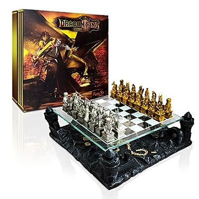 Dragon King Chess Set