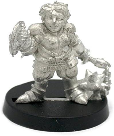 Reaper Miniatures Dwarf Butcher #77460 Bones Plastic D/&D RPG Mini Figure