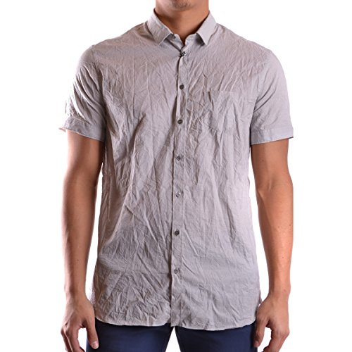 Neil Barrett Shirt PT3112 Gray by Neil Barrett (Image #5)