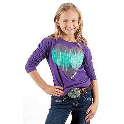 Nocona Girl's Stone Cross Buckle Belt