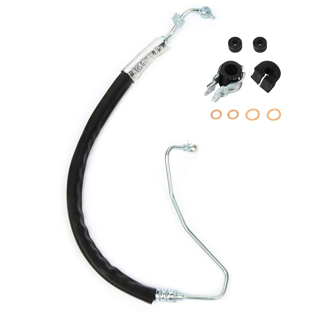 CTCAUTO Power Steering Pressure Hose Fit for 2008 2009 2010 2011 2012 Nissan Altima 2009 2010 2011 2012 2013 2014 Nissan Maxima Power Steering Lines 3403716