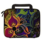 Designer Sleeves 8.9-Inch to 10-InchBohemian Tablet Sleeve/iPad Sleeve with Handles, Orange (10DSH-BC)