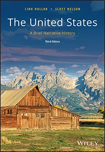 The United States: A Brief Narrative History