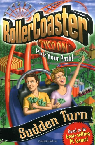Roller Coaster Tycoon: Pick Your Path Book Series
