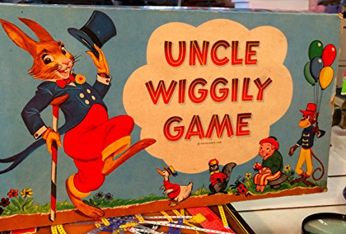 uncle wiggily board game - 8