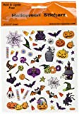 Tattoo King SK129MC-1320 Multicolored Sticker, Halloween Icons