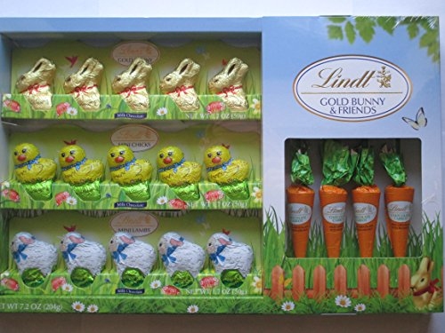 lindt chocolate bunny - 5