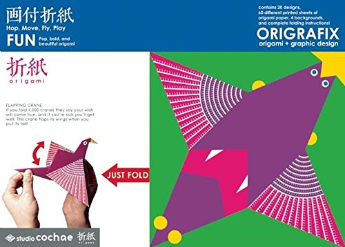 Read Online OriGrafix Fun: Hop, Move, Fly, Play PDF