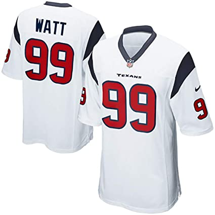 the best attitude 0fe7a 6d610 Amazon.com : NIKE Men's Houston Texans J.J. Watt #99 Game ...