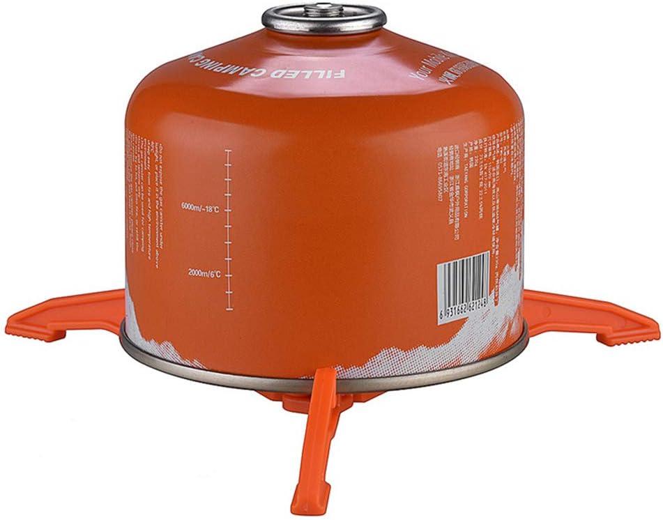 Soporte del cartucho plegable al aire libre camping gas ...
