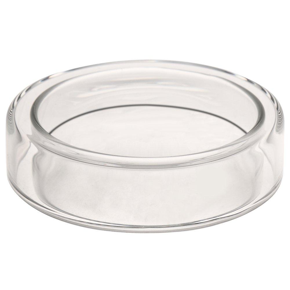Glass bottom petri dish lab tech