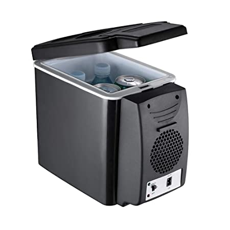 ZBJJ Refrigerador y Calentador de Nevera portátil Mini Cables ...