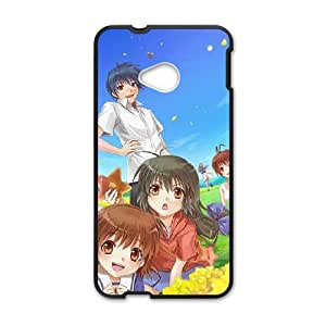 Clannad HTC One M7 Cell Phone Case Black PhoneAccessory LSX_660099