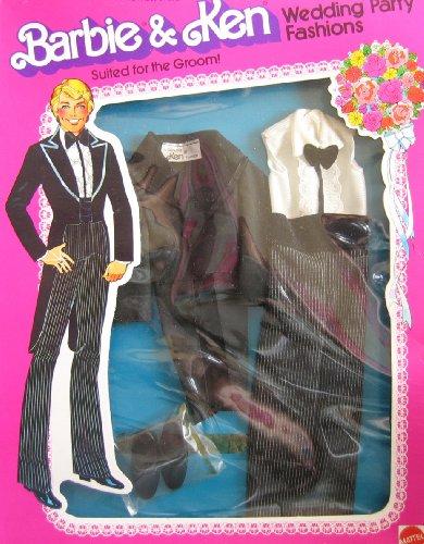 Barbie Ken Costumes (Barbie & Ken Wedding Party Fashions