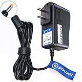 T-Power (6.6ft Long Cable) AC Adapter for Tascam PS-P520 DP-008 DP-004 MPGT1 CDGT2 DR1 DR-07 Recorder, GT-R1 Guitar/Bass Reer, MP-BT1 Bass Trainer, MP-GT1 MP3 Guitar Trainer CD-BT2 / CD-GT2 / CD-VT2