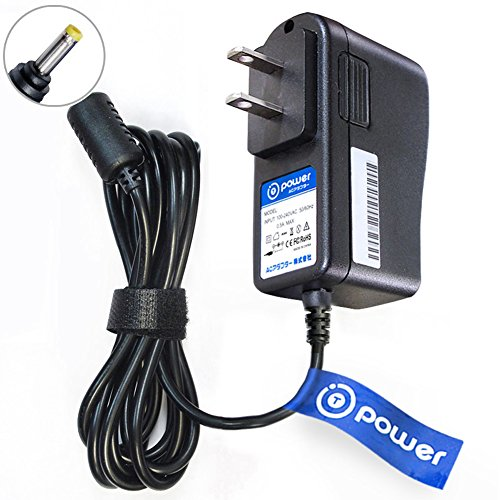 "T-Power ( 9V) AC DC Adapter For LG Electronics DPAC1 Go Video / DBPOWER 9.5""; Craig 7"" 9"" CTFT713, CTFT716N / Dynex / GPX / Initial / Insignia DVD Player power supply cord charger"