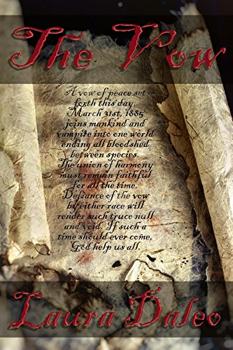 The Vow by [Daleo, Laura]