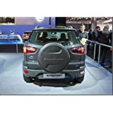 Stepney Cover suitable for Ford Ecosport Color Sea Grey