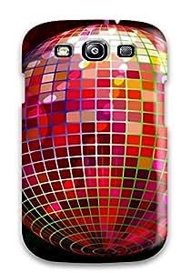 Leslie Hardy Farr's Shop 5644064K59861972 New Arrival Premium Galaxy S3 Case(the Disco Ball)