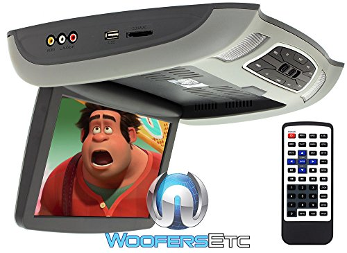 Soundstream VCM-103DM 10.3″ LCD High Resolution Ceiling Mount DVD Player
