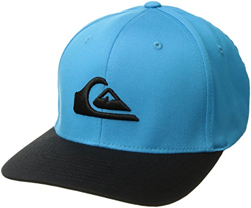 Quiksilver Men's Mountain and Wave Hat, Atomic Blue, (Quiksilver Mens Mountain Wave)