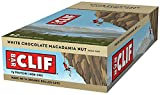 CLIF BAR - Energy Bar - White Chocolate Macadamia - (2.4 Ounce Protein Bar, 12 Count) - Pack of 5