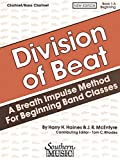 img - for Division of Beat (D.O.B.), Book 1A: Clarinet/Bass Clarinet book / textbook / text book