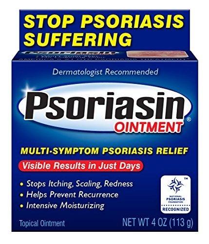 Psoriasin psoriasis Pommade 4 Oz