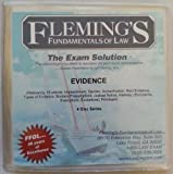 Exam Solutions : Evidence, Jeff Fleming, 1932440232