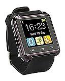 Koolulu E-905 Bluetooth Smart Watch For Andrioid , Black