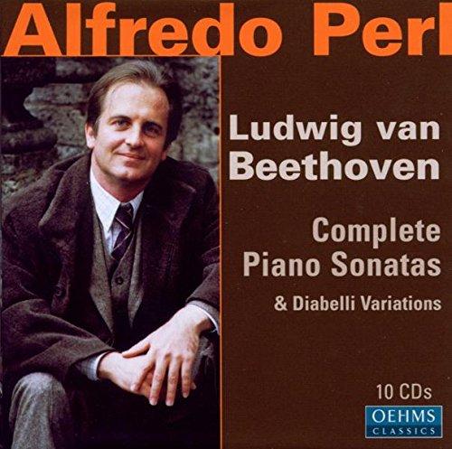 Alfredo Perl Sämtliche Klaviersonaten 1-32 (GA)/Diabelli-Var. Other Solo Instrum. (Var Ga)