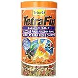 Tetra 77808-02 Fin Goldfish Flakes, 7.06-Ounce