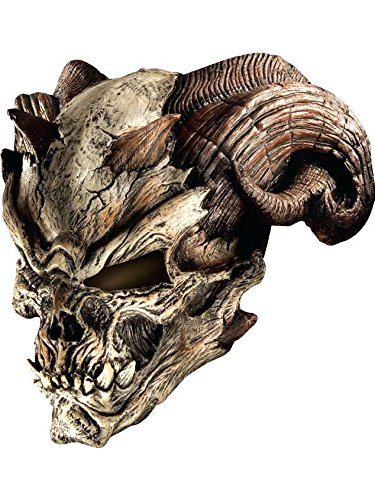 (Rubie's Costume Co Cave Demon Latex Mask)