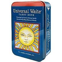 Universal Waiteƒ'' Tarot Deck in a Tin