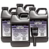 EVANS EC10064 Waterless Race Track Specialty Coolant (NPG), 64 fl oz, 4 Pack With Funnel