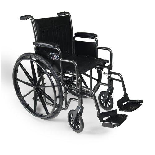 Everest & Jennings  3E010220 Traveler SE Wheel Chair 16