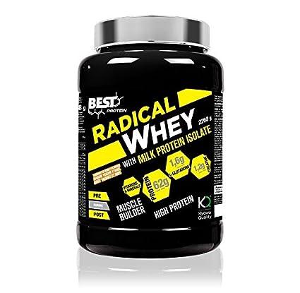 Best Protein Radical Whey Yogur Miel - 2268 gr