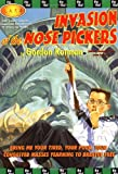 Invasion of the Nose Pickers, Gordon Korman, 0786814470