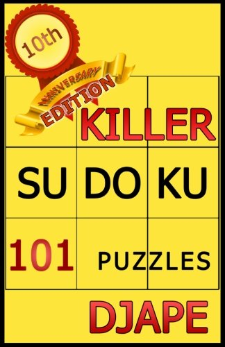 Killer Sudoku 101 puzzles Djape