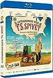 The Young and Prodigious T.S. Spivet (2013) ( L'extravagant voyage du jeune et prodigieux T.S. Spivet ) ( The Young & Prodigious T.S. Spivet ) (3D & 2 [ NON-USA FORMAT, Blu-Ray, Reg.B Import - Spain ]