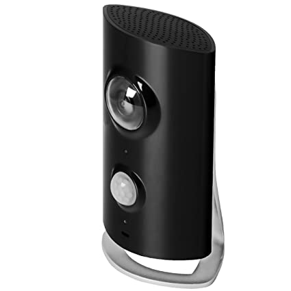 Piper Classic Smart Home cámara de seguridad y vigilancia con alarma y vídeo HD – Negro