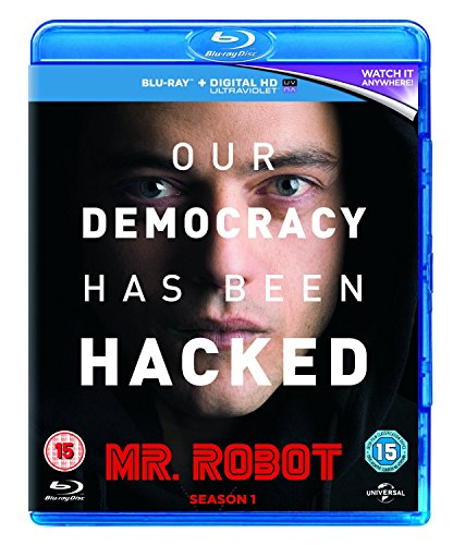Mr. Robot - Season 1 [Blu-ray]
