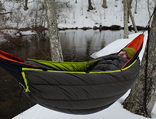 ENO Eagles Nest Outfitters - Blaze Under Quilt by Eagles Nest Outfitters (Image #8)