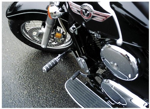 MC Enterprises Deluxe Hi-Way Bars - Alligator Pegs - Enterprises Hi Bars Way