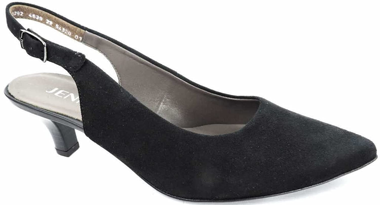 Granit Damen Samt Pumps 2254320, schwarz (01) EU: Amazon.de: Schuhe &  Handtaschen