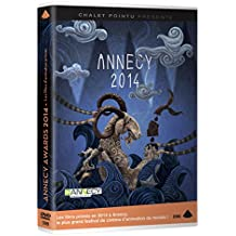 Annecy Awards 2014 (12 Short Films) ( An Adventurous Afternoon / Foreign Bodies (Corps étrangers) / Absent Minded (La testa tra le nuvole) / Hasta Santia