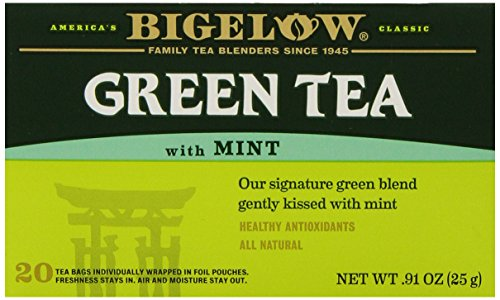 Bigelow Green Tea 20 Count Boxes